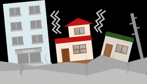 活断層と内陸型大地震