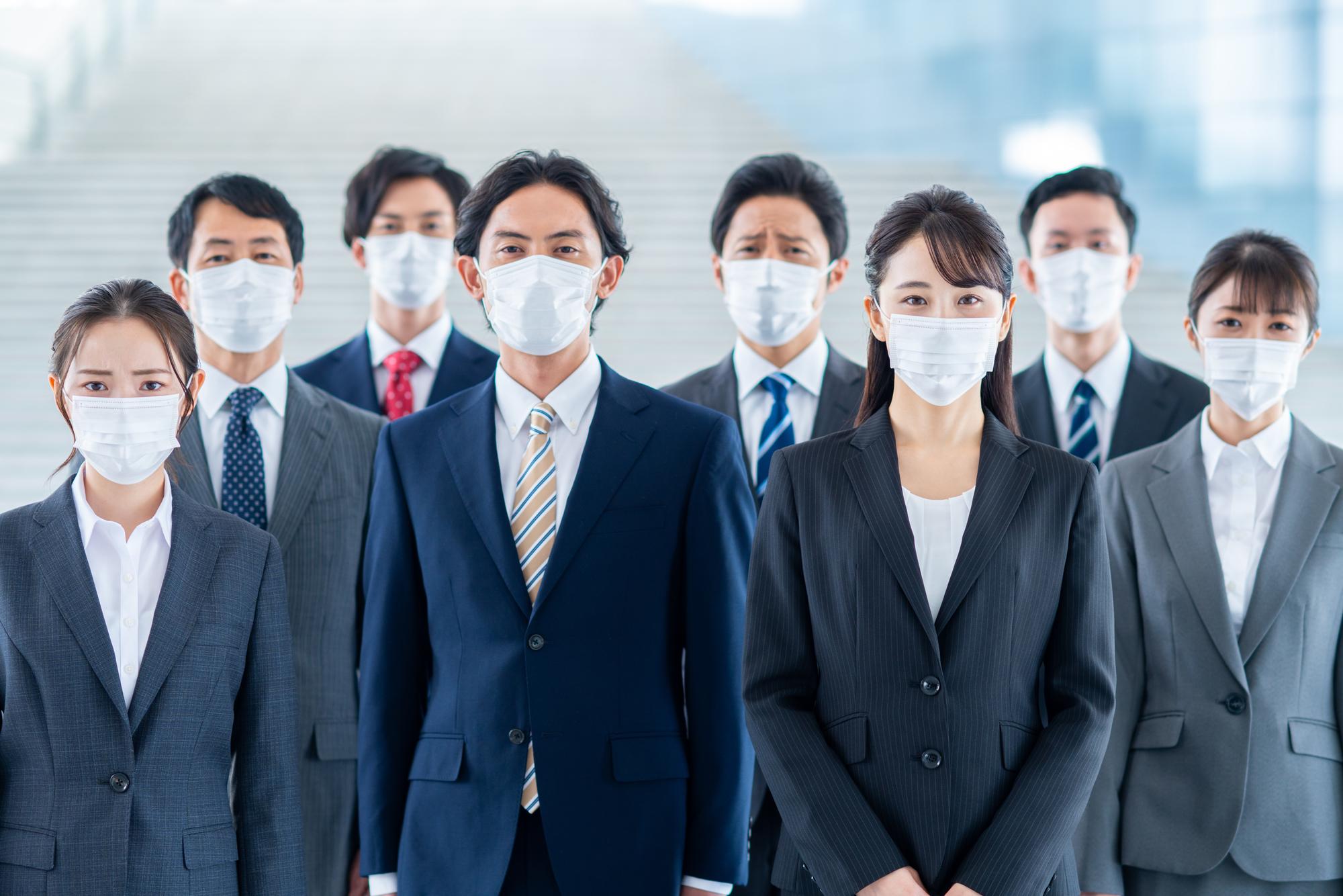 新型コロナウイルスに対する連絡網の活用方法は?知っておきたい企業の対策について